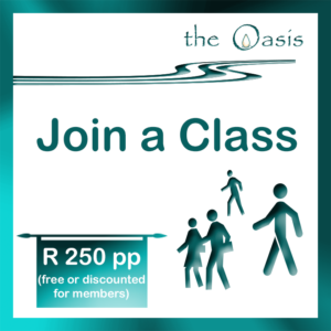 Oasis - Join a Class (Bookings)