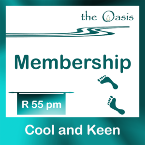 Oasis Cool and Keen Membership