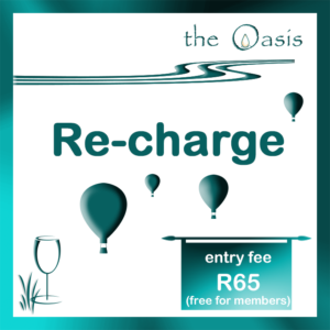 Oasis - Recharge (Bookings)